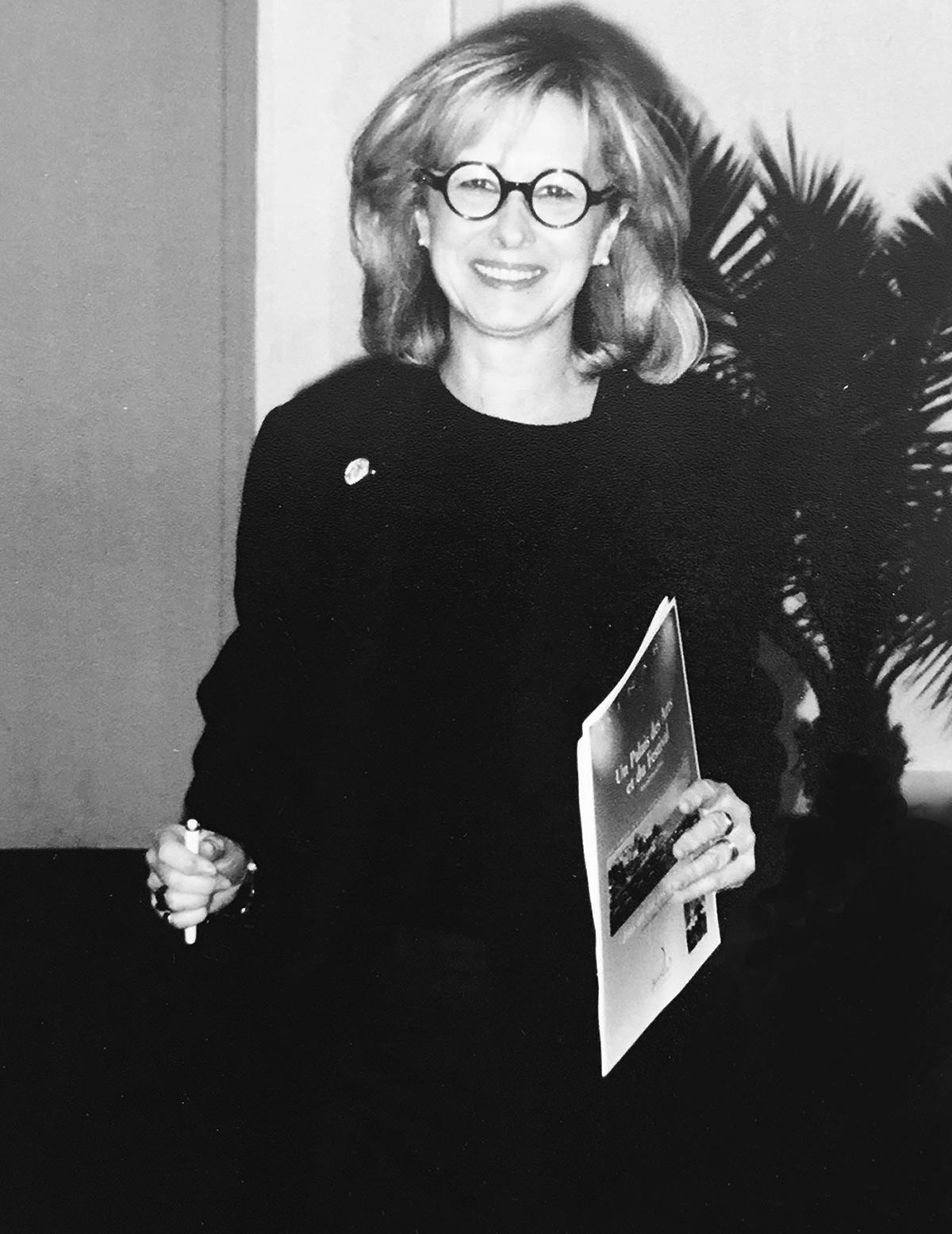Sylvie Buisson, expert du peintre Léonard Foujita