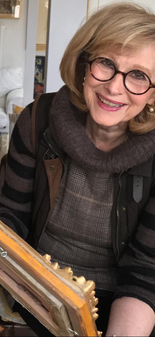 Sylvie Buisson, expert © archives de l'expert